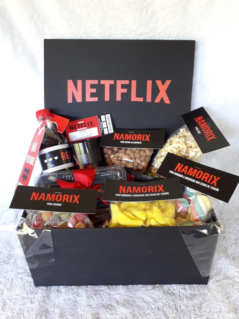 Cesta Netflix versão 1  de R$ 135,00 por R$ 115,00,