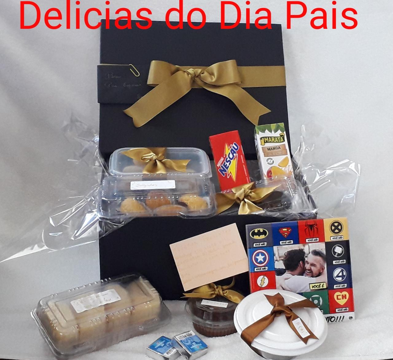 Cesta Delicias Dia/ Dia Pais